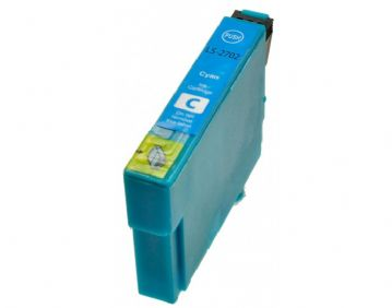 Epson 27XL - T2712 Cyan Refurbished Inkjet Cartridge - High Capacity - Alarm Clock